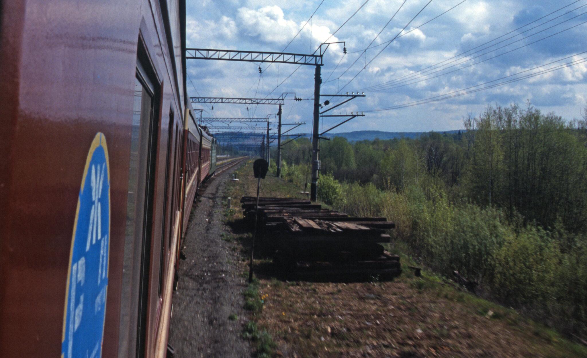 2000 / Heading across the Ural