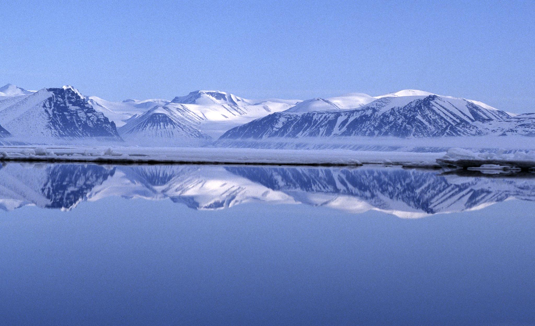 2000 / Baffin Island, Eclypse Sound