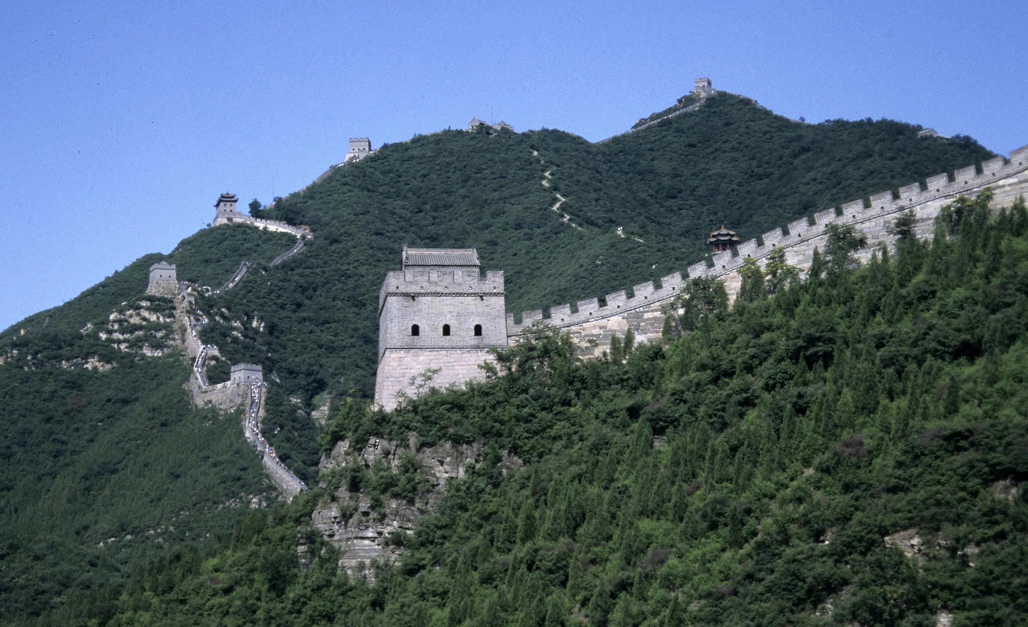2000 / Great Wall at Badaling