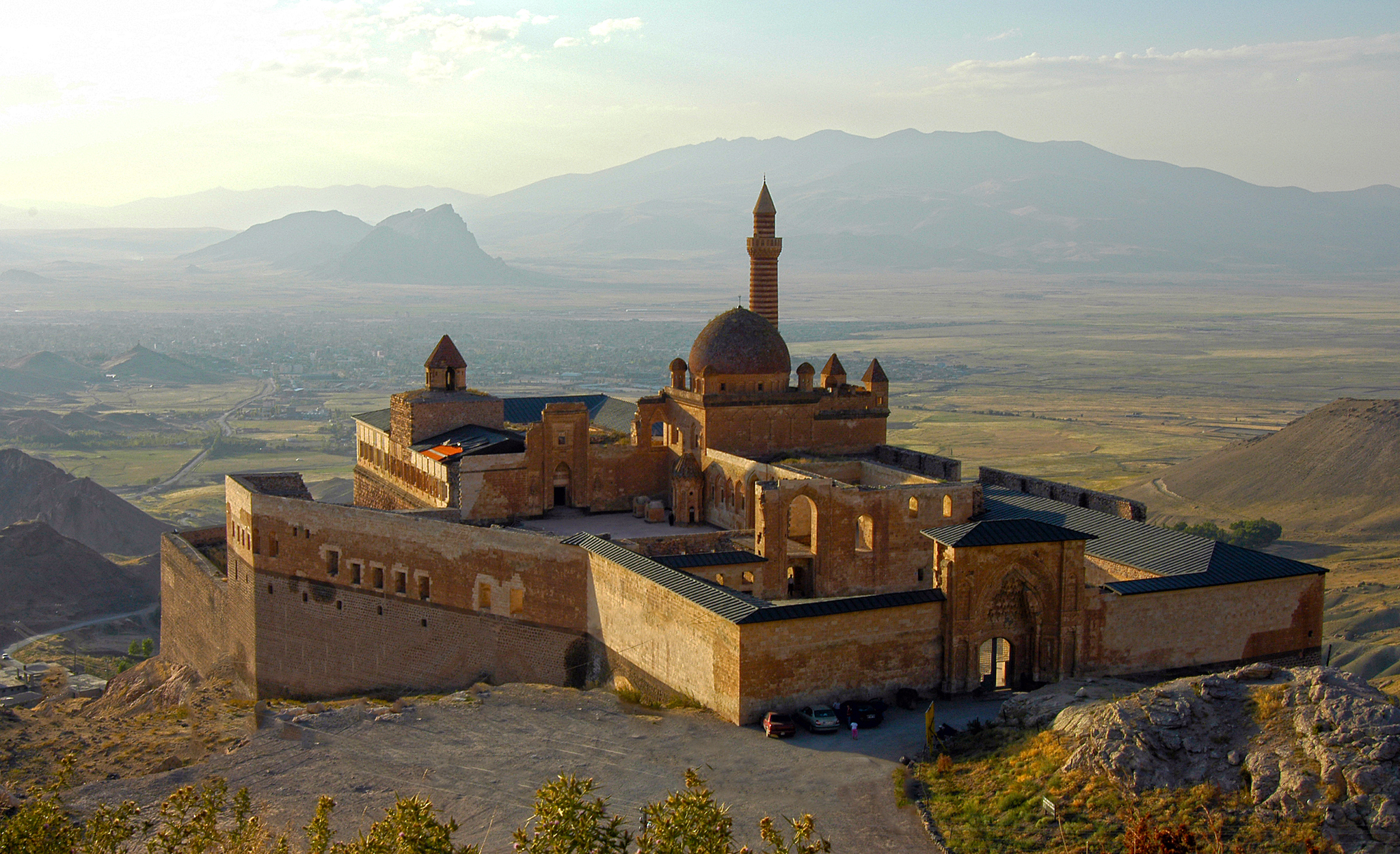 2005 / Dogubayazit, Ishak Pasha Palace