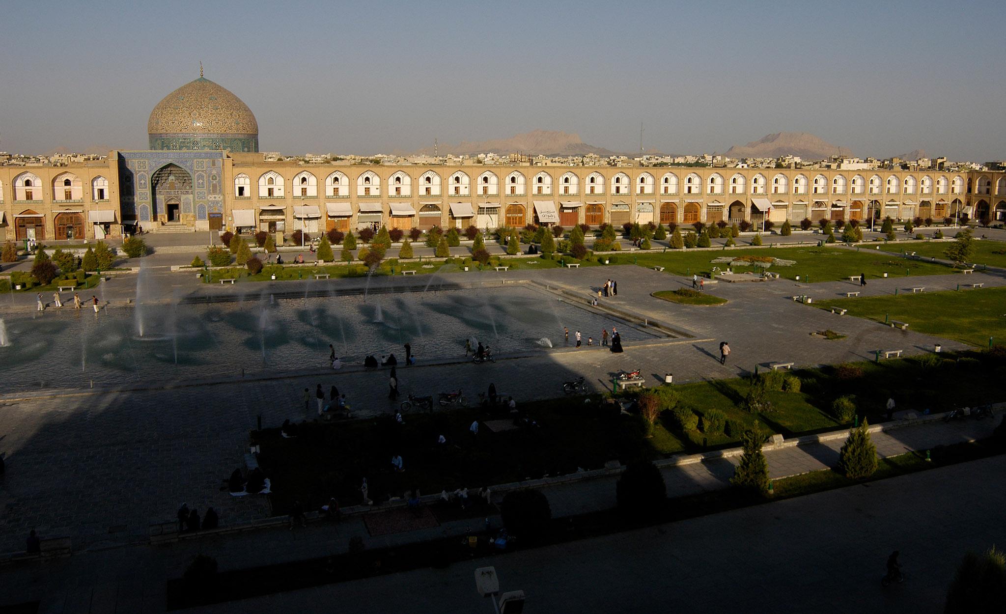 2005 / Iran, Esfahan Imam Square