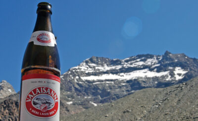 2006 / Lagginhorn 4010m and most imporant, a cold beer