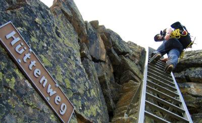 2007 / Nadelhorn 4327m ascent