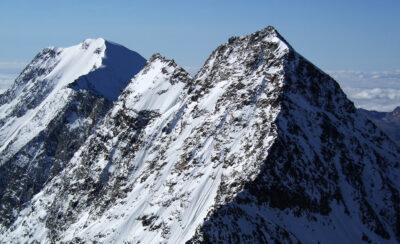 2007 / Fletschhorn (view to Laggin)