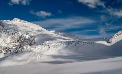 Steingletscher, Sustenhorn 3502m