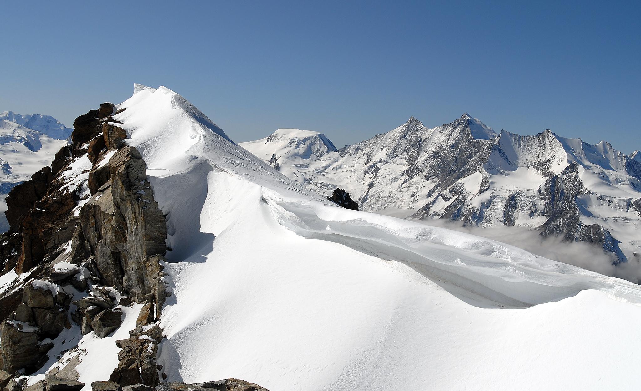 2008 / Fletschhorn, 3985m