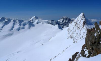 2010 / Hinter Fiescherhorn, 4025m