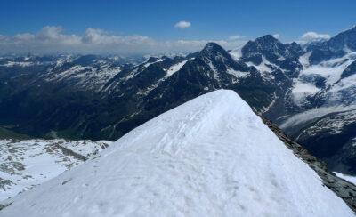 Piz Murtel, 3432m