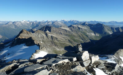 Rheinwaldhorn/Adula, 3402m