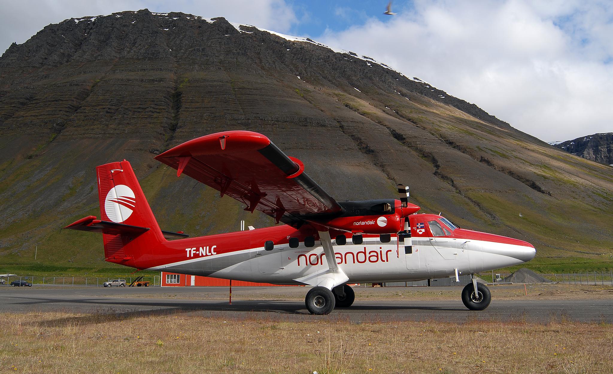 2011 / Norlandair @Ísafjörður