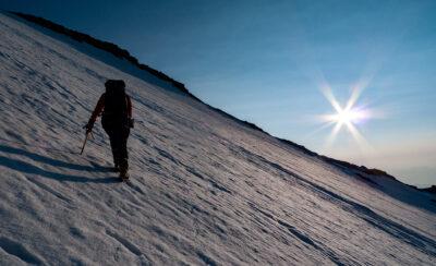 2013 / Weissmies Almagellergrat sunrise